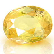 Yellow Sapphire - 5.83 carats