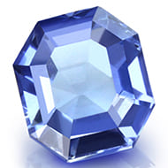 Blue Sapphire - 2.62 carats