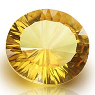 Yellow Citrine Superfine Cutting - 6.35 Carats