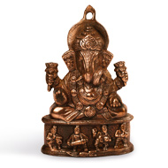 Musical Ganesha Wall Artifact