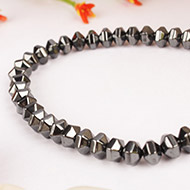 Hematite Bati Necklace