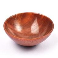 Red Jasper Bowl - 25 gms