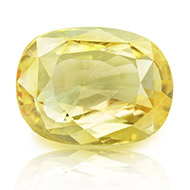 Yellow Sapphire - 4.07 carats