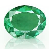 Emerald 1.69 carats Zambian