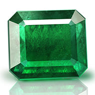 Emerald 8.37 carats Zambian
