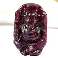 Ruby Ganesh - 40.65 carats