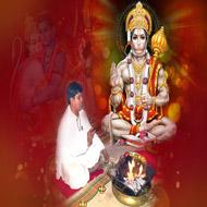 Hanuman Jayanti Puja