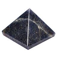 Pyramid in Blue Jade