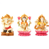 Prosperity and Luck - Diwali Idols