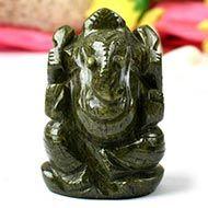 Unakite Ganesha - 119 gms