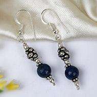 Lapis Lazuli earring set