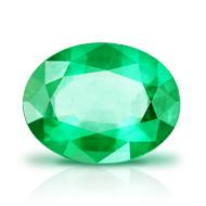 Emerald 2.39 carats Zambian