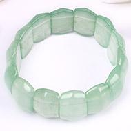 Green Jade Bracelet - Design III