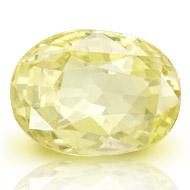 Yellow Sapphire - 3.65 carats
