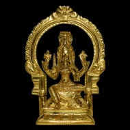 Goddess Lalitha Devi Idol