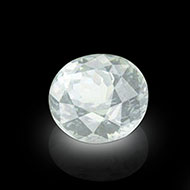 White Sapphire - 2.57 carats