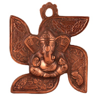 Swastik Ganesha Wall Artifact