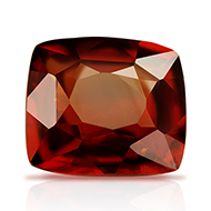 Hessonite Garnet - Gomed - 7.50 Carats - Cushion
