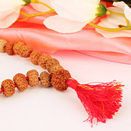 Narayan mala in thread - 13 to 15mm