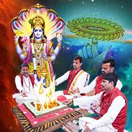 Sudarshan Gayatri mantra Japa and Yagna