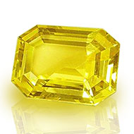 Yellow Sapphire - 11.86 carats