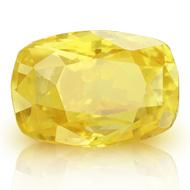 Yellow Sapphire - 4.02 carats - II