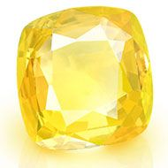 Yellow Sapphire - 6.68 carats