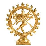 Natraja Idol in Bronze - I