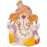 Eco Friendly Ganesha with Puja kit - II