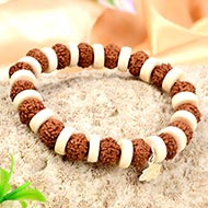 7 mukhi Mahalaxmi bracelet from Java - Design I