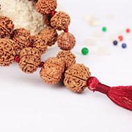 Mahalakshmi Mala - 54+1 beads