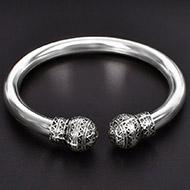 Kada in Pure silver