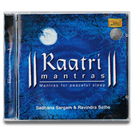 Raatri Mantras - CD