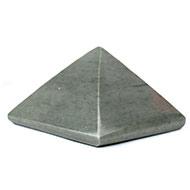 Pyramid in Grey Agate - I