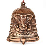 Ganesha in Bell - Wall Hanging
