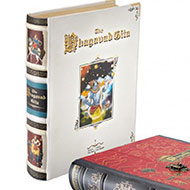 The Bhagavad Gita - Signature Edition - Crimson