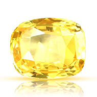 Yellow Sapphire - 5.75 carats