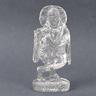 Krishna in Sphatik - 70 gms