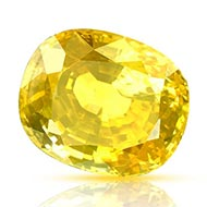 Yellow Sapphire - 12.11 carats
