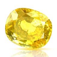 Yellow Sapphire - 12.11 carats
