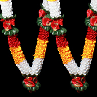 Deity Garlands -  Design XXIII -   Set of 2