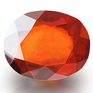 Indian Gomed - 5 to 6 carats - Oval