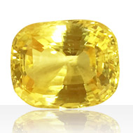 Yellow Sapphire -  19.85 carats