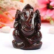 Gomed Ganesha - 154 gms