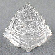 Shree Yantra in Sphatik-50 gms