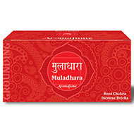Aromafume Muladhara Incense Bricks - Medium