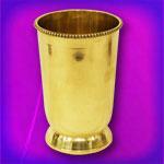 Glass in Brass