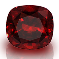 Hessonite Garnet (Gomed) - 29.75 Carats