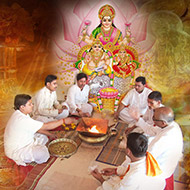 Akshaya Tritiya Puja and