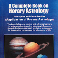 A Complete book on Horary Astrology